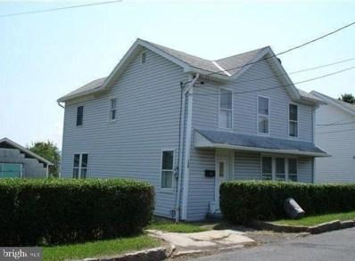136 Hill Street, Frostburg, MD 21532 - #: MDAL133102