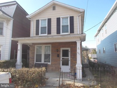 731 Maryland Avenue, Cumberland, MD 21502 - #: MDAL133228