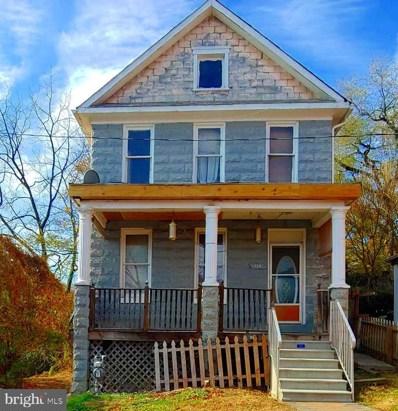 114 N Allegany Street, Cumberland, MD 21502 - #: MDAL133290