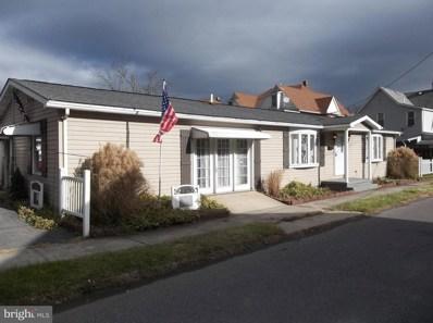 212 W Second Street, Cumberland, MD 21502 - #: MDAL133302