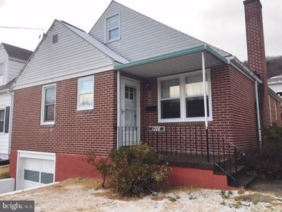 1206 Holland Street, Cumberland, MD 21502 - #: MDAL133380