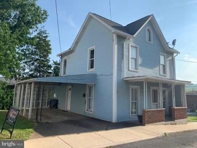 124 S Water Street, Frostburg, MD 21532 - #: MDAL133406