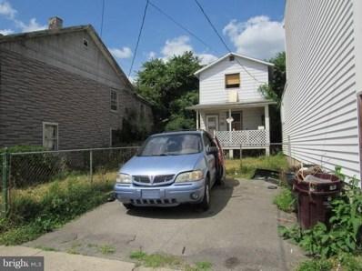 18 W First Street, Cumberland, MD 21502 - #: MDAL133418