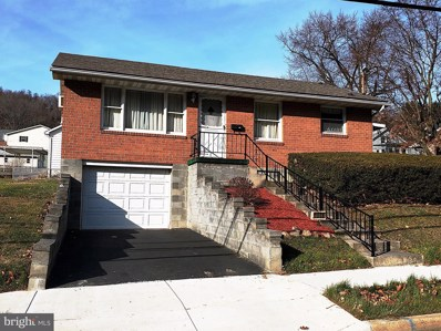 1008 Frederick Street, Cumberland, MD 21502 - #: MDAL133526