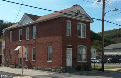 638 N Centre Street, Cumberland, MD 21502 - #: MDAL133580