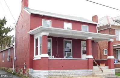 605 Columbia Avenue, Cumberland, MD 21502 - #: MDAL133642