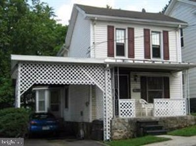 26 Hill Street, Frostburg, MD 21532 - #: MDAL133756