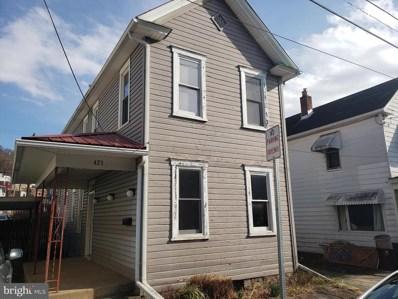 423 Furnace Street, Cumberland, MD 21502 - #: MDAL133802
