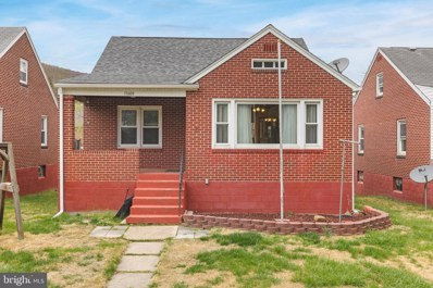 11608 Birch Avenue, Cumberland, MD 21502 - #: MDAL133994