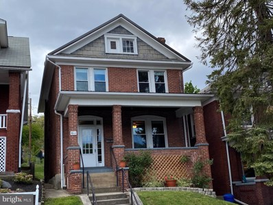811 Mount Royal Avenue, Cumberland, MD 21502 - #: MDAL134202