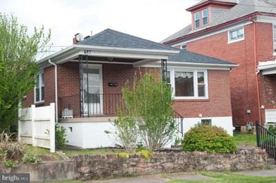 617 Shriver Avenue, Cumberland, MD 21502 - #: MDAL134276