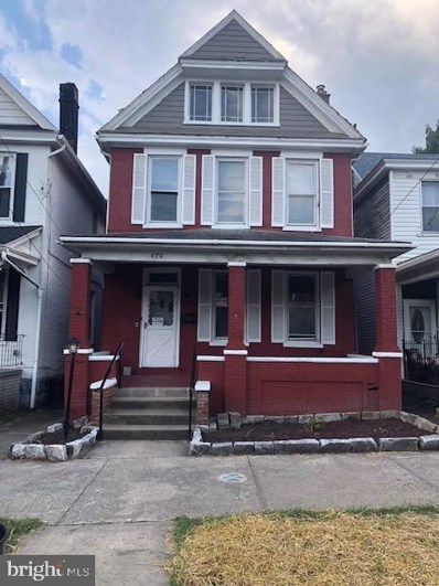 420 Fayette Street, Cumberland, MD 21502 - #: MDAL134282