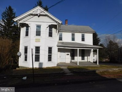 138 E College Avenue, Frostburg, MD 21532 - #: MDAL134326