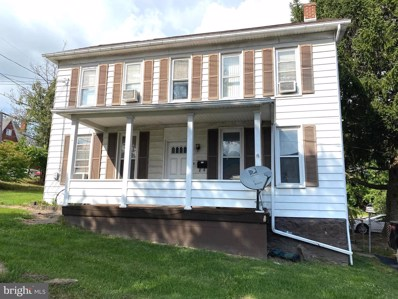 122 Center Street, Frostburg, MD 21532 - #: MDAL134998