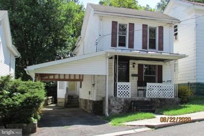 26 Hill Street, Frostburg, MD 21532 - #: MDAL135018