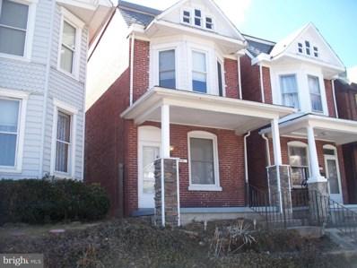 522 Beall Street, Cumberland, MD 21502 - #: MDAL135342