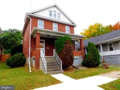 714 Lincoln Street, Cumberland, MD 21502 - #: MDAL135370