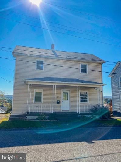 131 Mount Pleasant Street, Frostburg, MD 21532 - #: MDAL135486