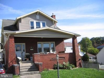 811 Edgewood Drive, Cumberland, MD 21502 - #: MDAL135520