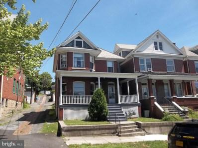 445 Cumberland Street, Cumberland, MD 21502 - #: MDAL135662