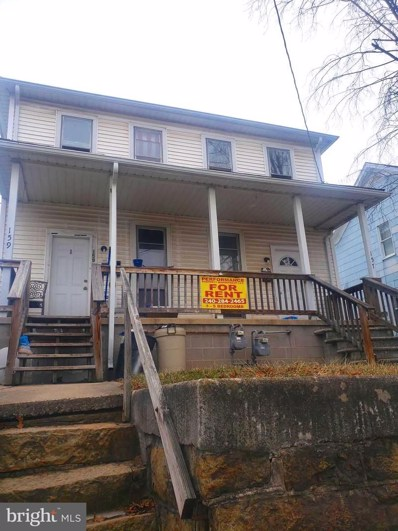 157 Center Street, Frostburg, MD 21532 - #: MDAL135724