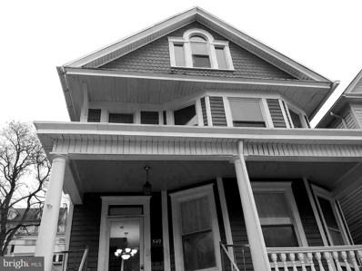 549 Greene Street, Cumberland, MD 21502 - #: MDAL136062
