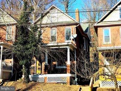 605 Greene Street, Cumberland, MD 21502 - #: MDAL136212