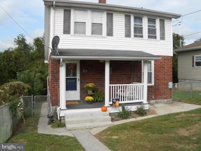 35 Hawthorne Avenue, Cumberland, MD 21502 - #: MDAL136232