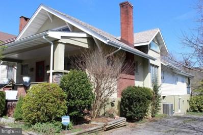607 Sedgwick Street, Cumberland, MD 21502 - #: MDAL136424