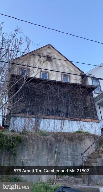 575 Arnett Terrace, Cumberland, MD 21502 - #: MDAL136596