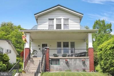 705 Fairmont Avenue, Cumberland, MD 21502 - #: MDAL136670