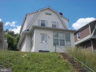 817 Manns Terrace, Cumberland, MD 21502 - MLS#: MDAL137048