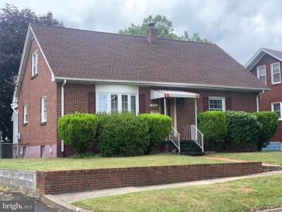 803 Hill Top Drive, Cumberland, MD 21502 - #: MDAL2000166