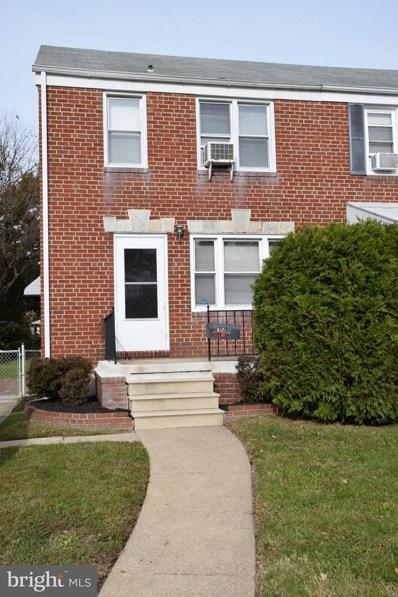 3508 E Northern Parkway, Baltimore, MD 21206 - MLS#: MDBA100010