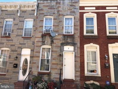7 N Rose Street, Baltimore, MD 21224 - MLS#: MDBA100012