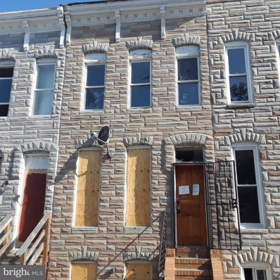 2106 Ramsay Street, Baltimore, MD 21223 - MLS#: MDBA100014