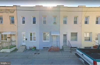 405 Cambria Street, Baltimore, MD 21225 - MLS#: MDBA100034
