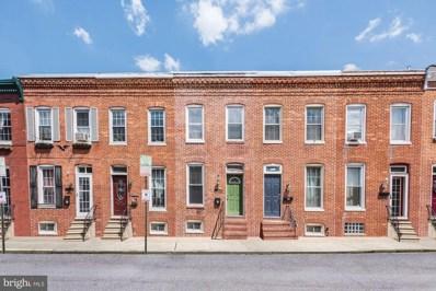 1741 Clarkson Street, Baltimore, MD 21230 - #: MDBA100049