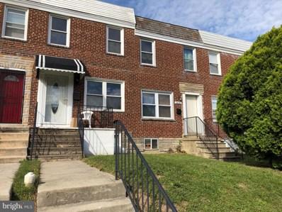 3636 Lyndale Avenue, Baltimore, MD 21213 - MLS#: MDBA100066