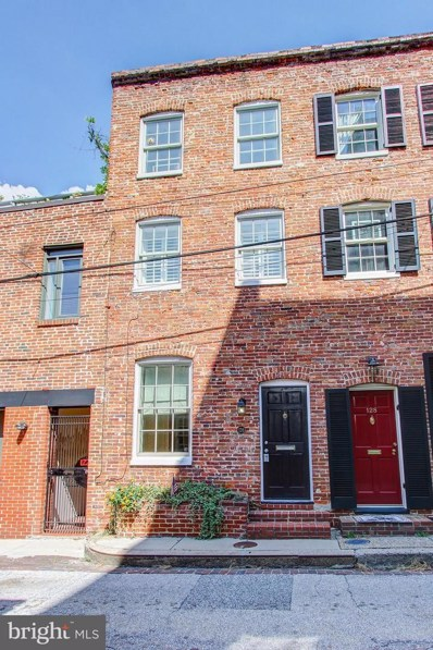 126 E Churchill Street, Baltimore, MD 21230 - #: MDBA100068