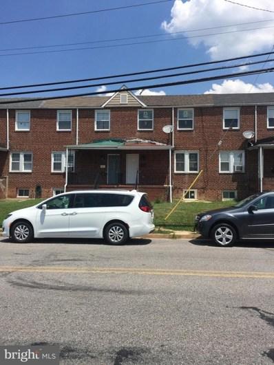 1049 Desoto Road, Baltimore, MD 21223 - #: MDBA100129