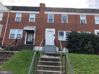 4027 Raymonn Avenue, Baltimore, MD 21213 - #: MDBA100148