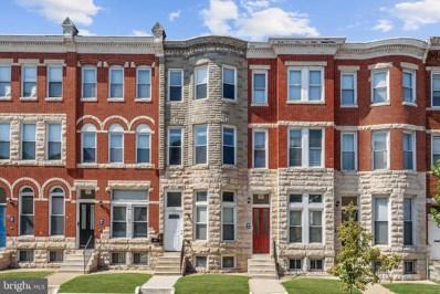 1912 W Baltimore Street, Baltimore, MD 21223 - #: MDBA100159