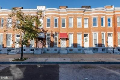 526 Sanford Place, Baltimore, MD 21217 - MLS#: MDBA100160
