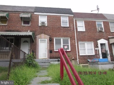 1712 Malvern Street, Baltimore, MD 21224 - #: MDBA100171