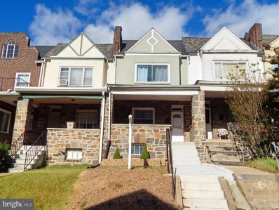 532 Wyanoke Avenue, Baltimore, MD 21218 - #: MDBA100180