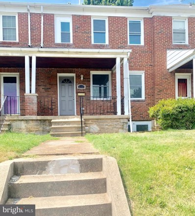 3514 Parklawn Avenue, Baltimore, MD 21213 - #: MDBA100181