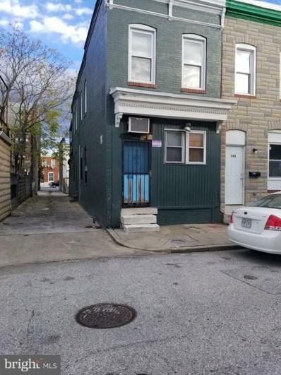 725 N Port Street, Baltimore, MD 21205 - #: MDBA100220
