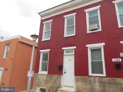 1302 N Spring Street, Baltimore, MD 21213 - MLS#: MDBA100230