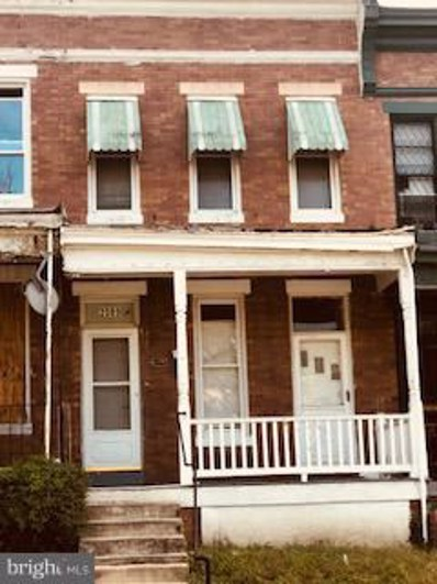 2009 N Longwood Street, Baltimore, MD 21216 - #: MDBA100238